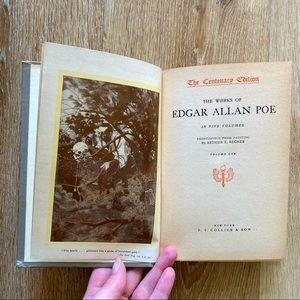 The Complete Works of Edgar Allan Poe 1903 Vol.1